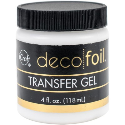 Icraft - Deco Foil « Transfer Gel » 4 oz