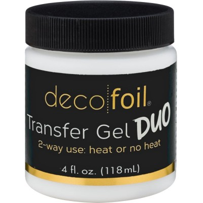 Icraft - Deco Foil « Transfer Gel » duo  4 oz
