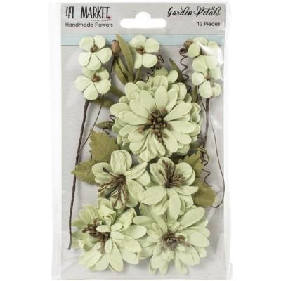 49 & Market - Collection «Garden Petals» couleur «Mint»