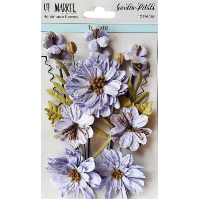 49 & Market - Collection «Garden Petals» couleur «Twilight»