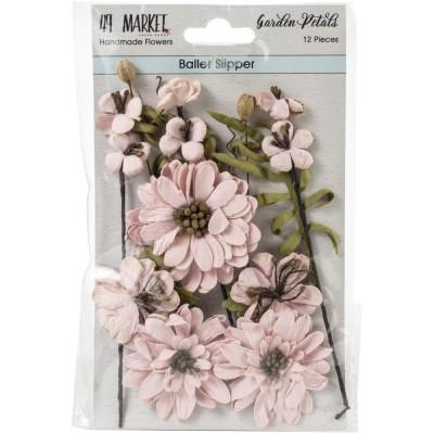 49 & Market - Collection «Garden Petals» couleur «Ballet Slipper»