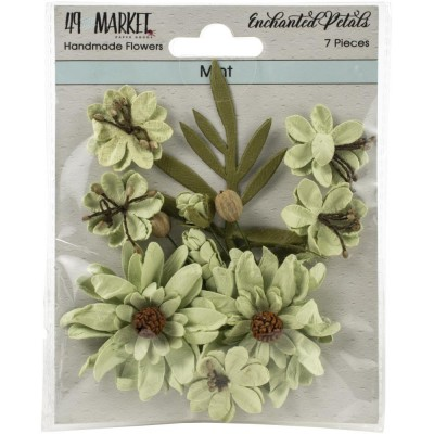 49 & Market - Collection «Enchanted Petals» couleur «Mint»