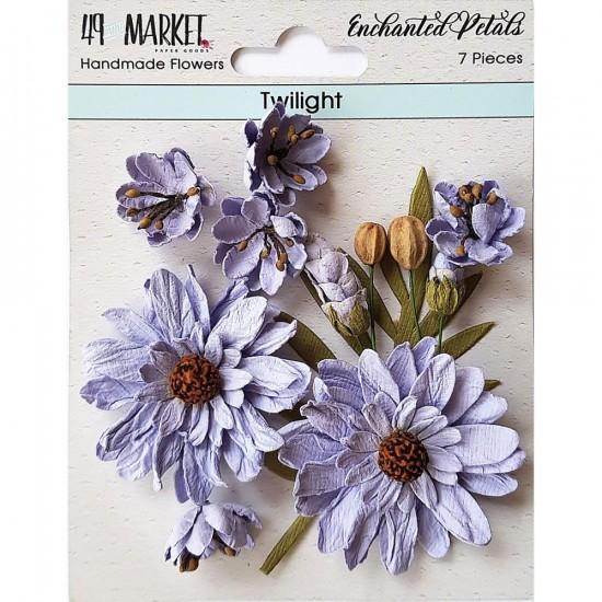 49 & Market - Collection «Enchanted Petals» couleur «Twilight»