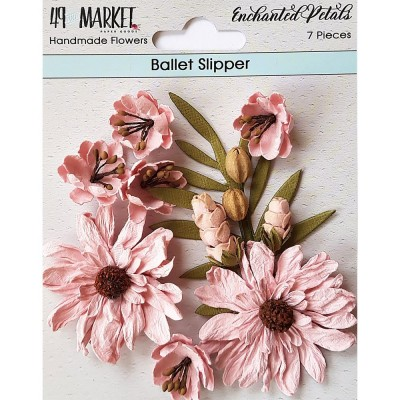 49 & Market - Collection «Enchanted Petals» couleur «Ballet Slipper»