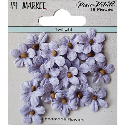 49 & Market - Collection «Pixie Petals »couleur «Twilight»