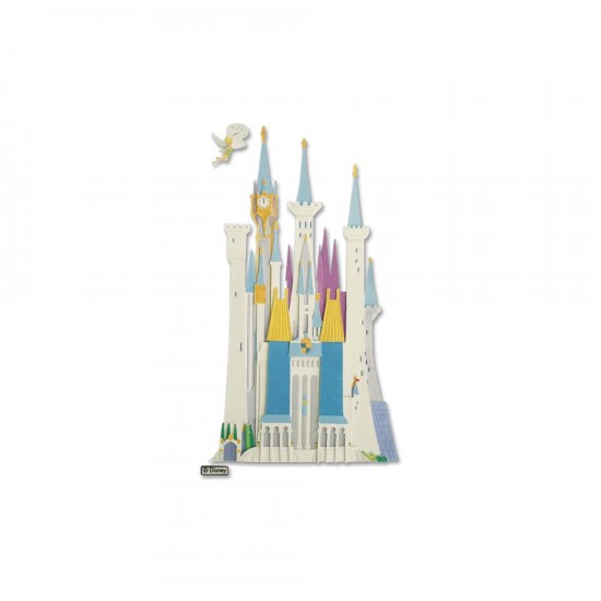 EK Success - autocollant 3D «Disney Castle» 2 pièces