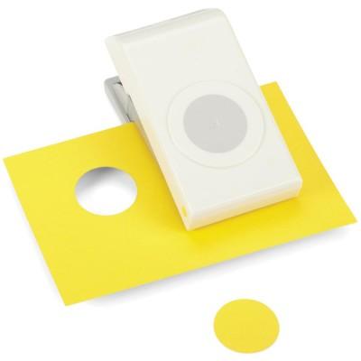 "EK Tools - Poinçons format médium «Cercle 1.25""»"
