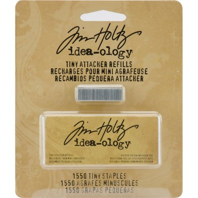 Tim Holtz - Idea-Ology recharges pour mini agrafeuse