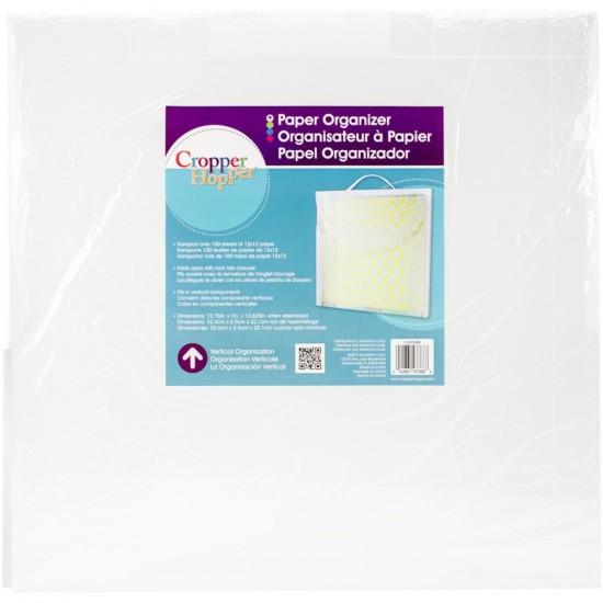 """Cropper Hopper - Rangement pour papier 12"""" X 12"""""""