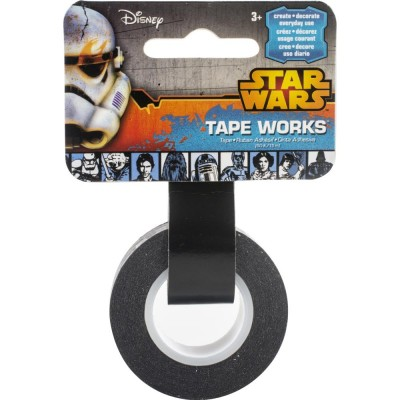 Sandy Lion - Washi Tape couleur «Star Wars» 15 mètres