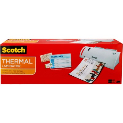 Scotch - Plastifieuse thermique combo Pack