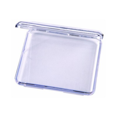"ARTBIN  - Rangement transparent (paquet de 2)  4"" X 4"" X .75"""