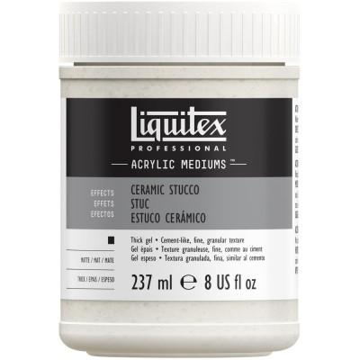 Liquitex - Gel de texture Stucco 8 onces