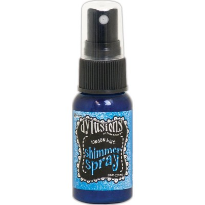 Dylusions - Shimmer Sprays «London Blue» 1oz