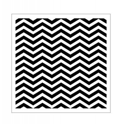 13Arts - Stencil Chevron Big