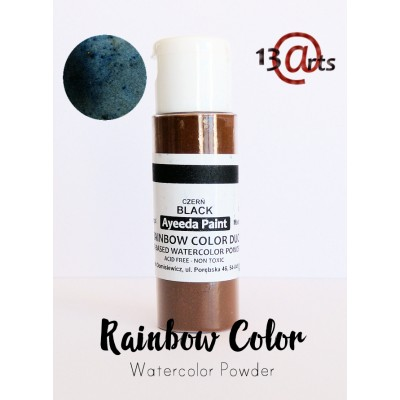 13 Arts - Rainbow Color Duo «Black »