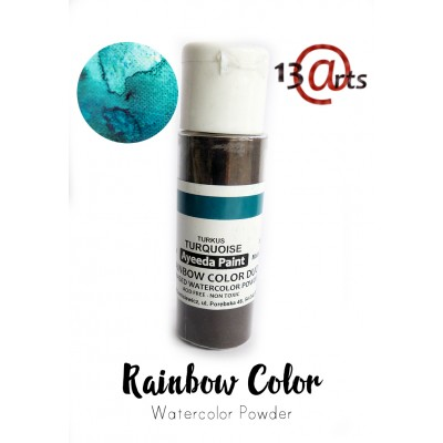 13 Arts - Rainbow Color Duo Turquoise