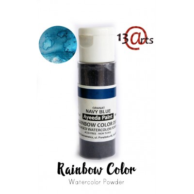 13 Arts - Rainbow Color Duo Bleu marine