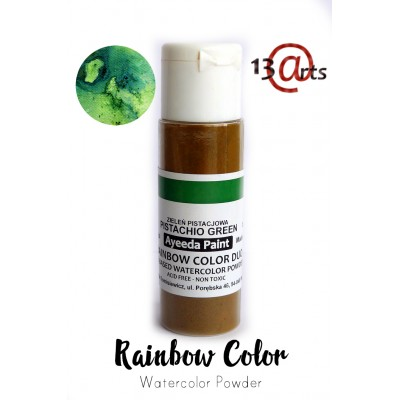 13 Arts - Rainbow Color Duo «Pistachio green»