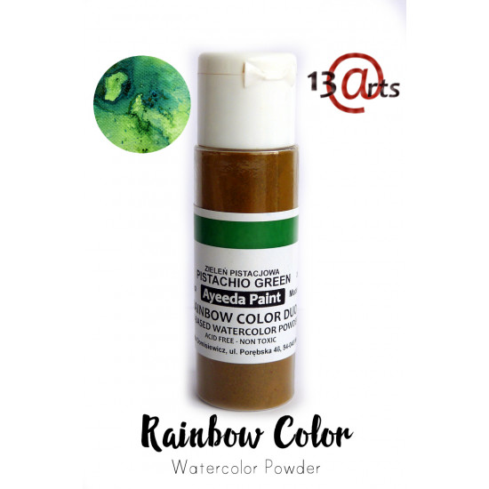 13 Arts - Rainbow Color Duo Vert pistache