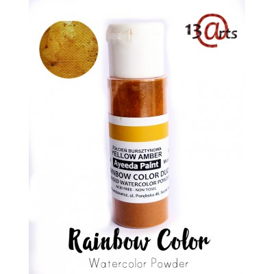 13 Arts - Rainbow Color Duo «Yellow Amber»