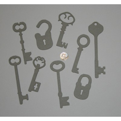2 Crafty - Keys Set large