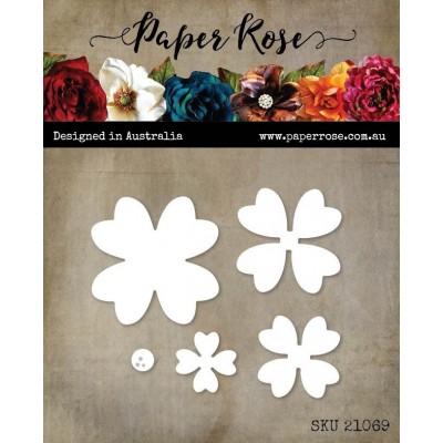 Paper Roses - Dies «Eve Flower»
