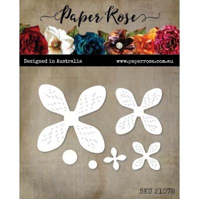 Paper Roses - Dies «Alana Flower»