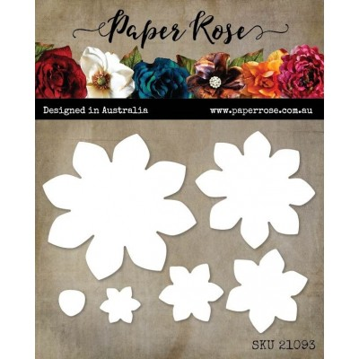 Paper Roses - Dies «Laurel Flower»