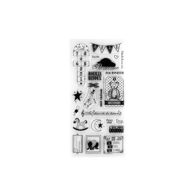 Florilèges Design - Estampes claires «Rêveries Célestes» 22 pièces