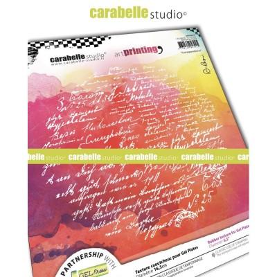 PRÉCOMMANDE - Carabelle - Texture Plate «Correspondences»