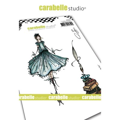 Carabelle - Estampe «A Fairy Tale»