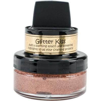 Cosmic Shimmer Glitter Kiss - Pâte brillante «Light Copper » 50ml