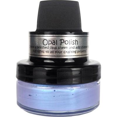 Cosmic Opal Polish - Pâte lisse lustrée «Blue Wisteria» 50ml