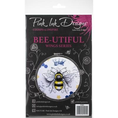 Pink Ink Designs - Ensemble «Bee-Utiful» collection «Wings Series»