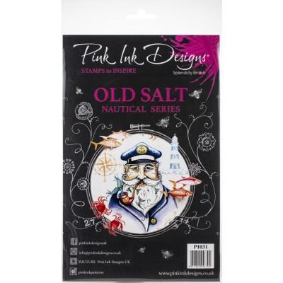 Pink Ink Designs - Estampe «Old Salt» collection «Nautical Series»