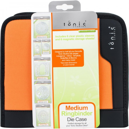 Tonic Studio - Rangement pour Die «Medium Ring Binder»