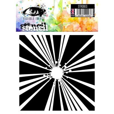 Visible Image - Stencil «Strobes»