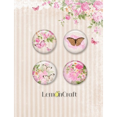 Lemoncraft - Badges «Sweet Secrets»