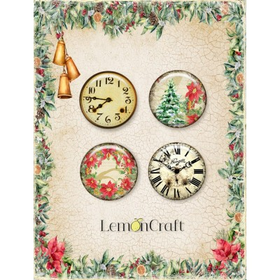 Lemoncraft - Badges «Yuletide»