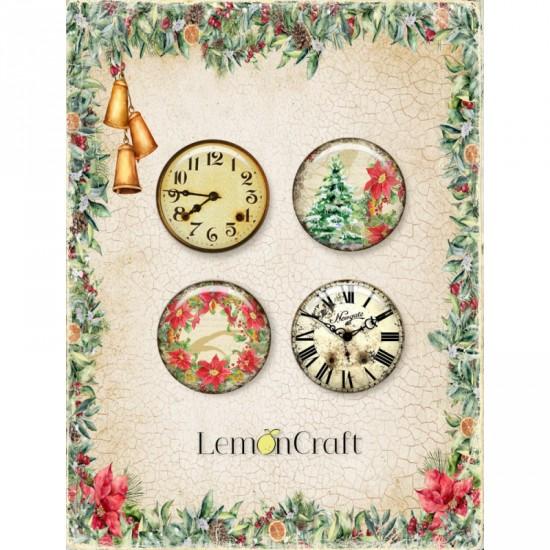 Lemoncraft - Badges «Yuletide»