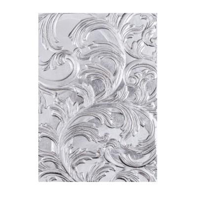 Sizzix - Plaques à embosser 3D de Tim Holtz «Elegant»