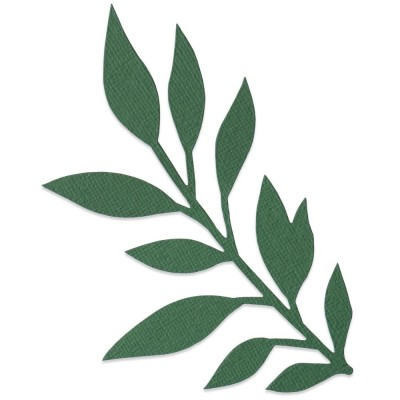 Sizzix - Bigz Die «Gathered Leaves»