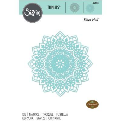 Sizzix - Thinlits Dies de Eileen Hull «Mandala»
