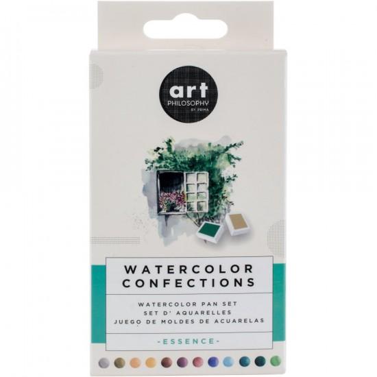 """Prima - Watercolor Confections palette """"Essence"""""""