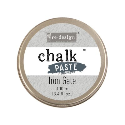 "Re-Design - Chalk paste couler ""Iron gate"" 100ml"