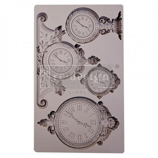 Prima Marketing - Moule Re-Design «Elisian Clockworks»