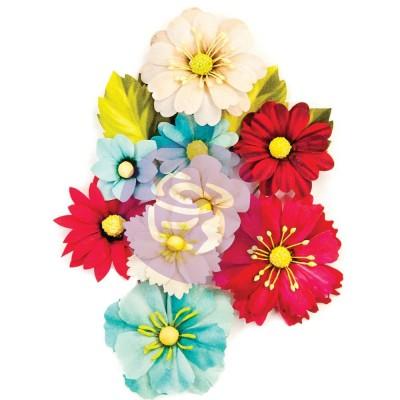 Prima Flowers - Collection Midnight Garden «Nocturnal» 14 pièces