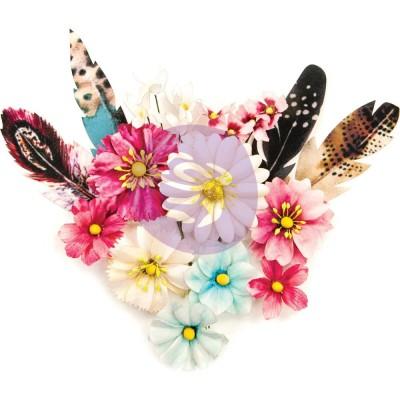 Prima Flowers - Collection Midnight Garden «Dark Romance» 14 pièces