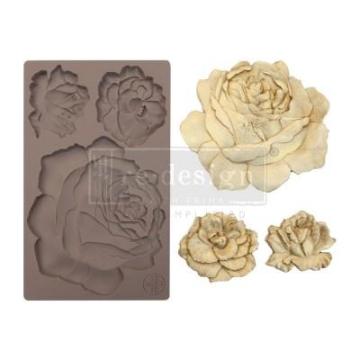 Prima Marketing - Moule Re-Design «Etruscan Rose»